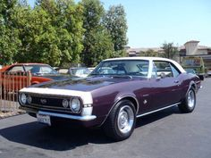 1967 Chevrolet Camaro listed on Carsforsale.com in Simi Valley, CA