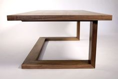 cantilever dining bench | Float Coffee Table - contemporary - coffee tables - vancouver - by ...
