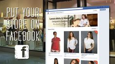 How to put your online store inside facebook page