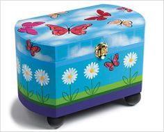 Butterfly Box #PlaidCrafts #crafts