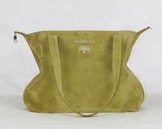Fine leather handbags from Prague Luxury Handbags, Prague, Leather Handbags, Madewell, Lime, Tote Bag, Green, Luxury Purses, Leather Totes