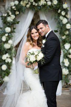 Megan and Chane's Wedding at Twin Oaks Garden Estate