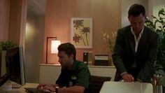 "Burn Notice 3x05 ""Signals and Codes"" - Michael Westen (Jeffrey Donovan) & Spencer Watkowski (Michael Weston)"