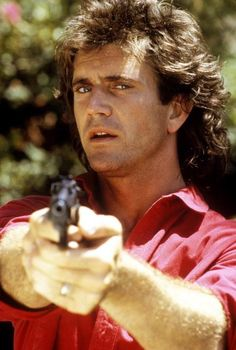 The Martin Riggs mullet...so epic it actually has a credit at the end of the movie...