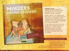 Moeders zonder grenzen : meertalige sprookjes verteld door moeders en kinderen / Dessein, Tine; Vanhoorne, Bieke; Mylle, Jeroen