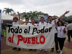 Todo el poder en el pueblo #Alba