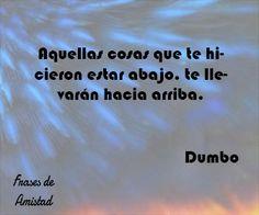 Frases de disney de Dumbo