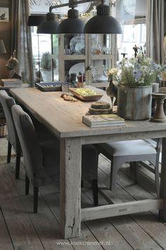 Table Tronc d\'arbre en bois exotique | Chalet | Pinterest | Tables ...