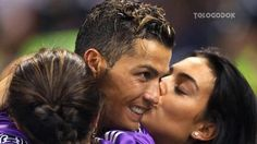 Moment Ronaldo is the same lover Georgina Rodriguez in the Champions Final