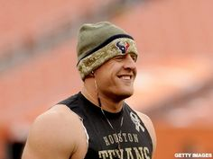 It's a reasonable assertion that J.J. Watt could destroy almost anyone he comes face-to-face with. The gargantuan defensive end is on the verge of bec...