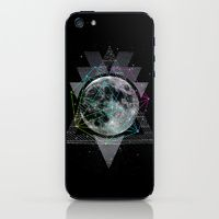 iPhone 5s & iPhone 5 Skins featuring The Moon by Jorge Lopez