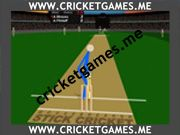One of the earliest and greatest cricket games ever made, free to play online.