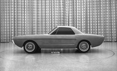 Baby Book: 13 Fun Facts About the Birth of the Ford Mustang – Feature – Car and Driver