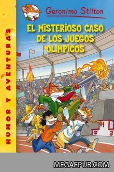 El misterioso caso de los juegos olímpicos descargar libro