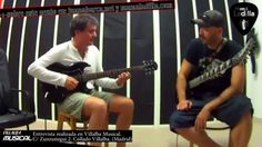 Entrevista a Juan Abarca (Mama Ladilla, Dixlesia) by GuitarFiero