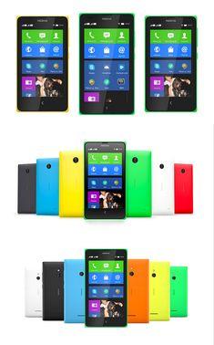 Nokia Announces Three Android Phones: Nokia X, Nokia X+, Nokia XL [Images]
