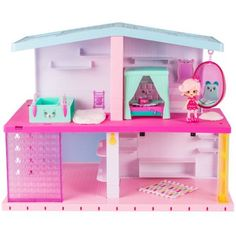 Shopkins - Happy Places Mansion Playset