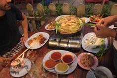 Bangkok's Pla Thong Thai BBQ – All you can eat for 159 Thai Baht