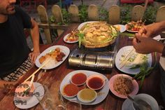 Bangkok's Pla Thong Thai BBQ – All you can eat for 159 Thai Baht