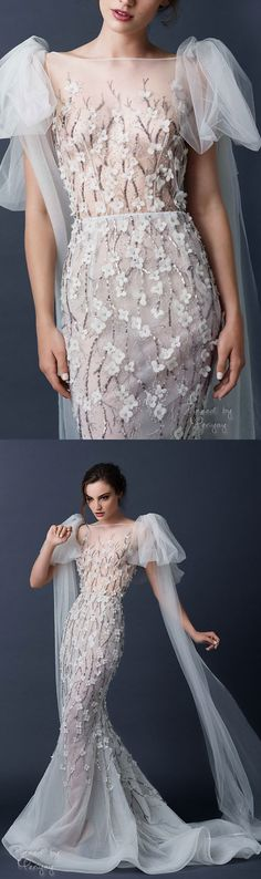 Paolo Sebastian 2015 [Gwenn: Just when I thought he could do no wrong - another case of Hep me ! Hep me!  The sleeves've *gaht* me! (Sic)].