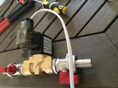 Hardware you need to make automatic Arudino garden watering.