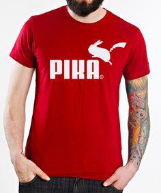 $179.00 Playera Pikachu Original Puma - Comprar en Jinx