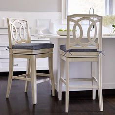 Soma Swivel Bar and Counter Stools | Frontgate