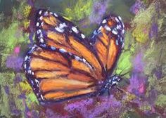 Image result for butterfly paintings by kids