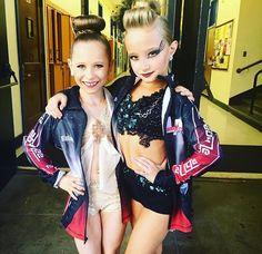 Elliana and Alexus Dance Moms Minis, Dance Moms Season 8, Dance Moms Costumes, Elliana Walmsley, Little Girl Swimsuits, Dance Pictures, Dance Pics, Cheer Outfits, Barbie And Ken