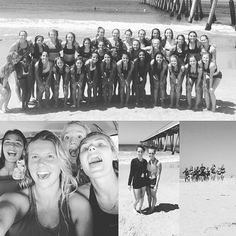 """""""Recovery and regeneration at the beach today for the U-20 #USWNT! Back on the field tomorrow for the last few days of camp. Preparing for #WorldCup qualifying this December in Honduras! #onenationoneteam"""" Photo taken by @ussoccer_wnt on Instagram, pinned via the InstaPin iOS App! http://www.instapinapp.com (08/27/2015)"""