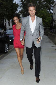 L'anniversario di matrimonio di David e Victoria Beckham - VanityFair.it