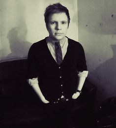 Patrick Stump!I like the way he dresses.He's so classy and Smexy that it cute.