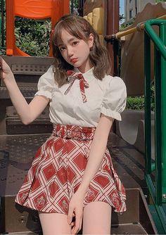 Harajuku Fashion, Kawaii Fashion, Lolita Fashion, Cute Fashion, Classy Outfits, Girl Outfits, Cute Outfits, Fashion Outfits, Teen Girl Poses