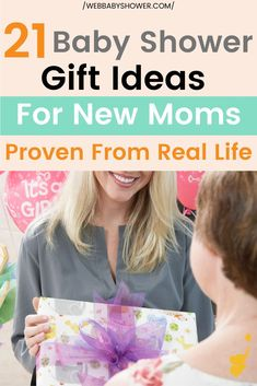 Searching for unique baby shower gift ideas for your bestie, co-worker or a family member? These 21 baby shower gifts proven from real life will definitely help! Cheap Baby Shower Gifts, Diy Baby Gifts, Baby Wallpaper, Baby Girl Shower Themes, Gender Neutral Baby Shower, Second Baby Showers, Virtual Baby Shower, Baby Shower Balloons, Gifts For New Moms