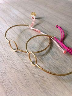 """Estas pulseras aseguran un día """"redondo"""" =) www.plumesy.com"""