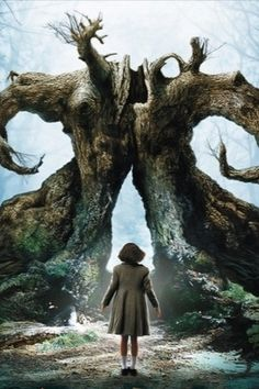 Pan's Labyrinth. Great movie. Like Guillermo Del Toro's work, especially the movie adaptions of the Hellboy comic books.