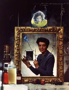 Self-portrait, 1940 Madame Yevonde