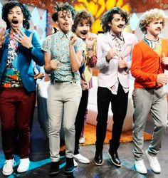 One direction snl
