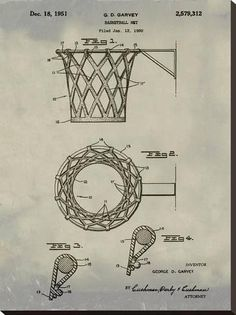 Stretched Canvas Print: Basketball net, I by Bill Cannon : Pitt Basketball, Basketball Drawings, Basketball Bedroom, Basketball Playoffs, Basketball Tricks, Basketball Posters, Basketball Games, College Basketball, Basketball Anime