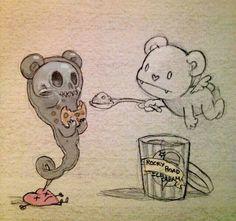 Chiara Bautista artwork omg adorable!