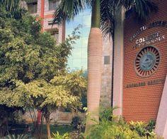 Kristu Jayanti College Autonomous (Building) Main Entrance