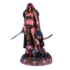 Arhian City of Horrors 1:4 Scale Statue