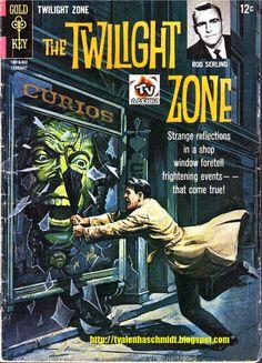 ALÉM DA IMAGINAÇÃO (THE TWILIGHT ZONE) Nº 10 Classic Comic