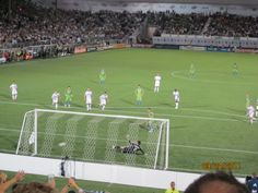 Last goal scored @ Empire Stadium .....by the Sounders ,,,,