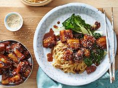 This traditional Vietnamese meat dish combines a sweet and sticky palm sugar caramel sauce with wonderfully tender pork rashers. It's a great shortcut for slow-cooking pork belly for hours, and is lovely served over noodles or rice.