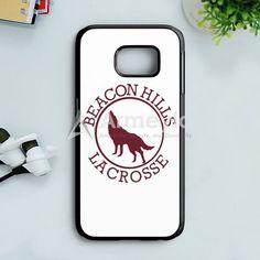 Beacon Hills Lacrosse White Samsung Galaxy S7 Case | armeyla.com