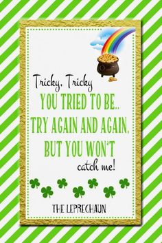 17 Fantastic and Free St. Patrick's Day Printables – Design Dazzle – Find Your St Patrick's Day Activities
