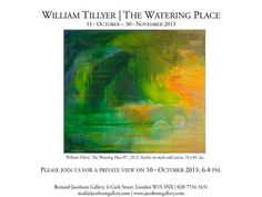 William Tillyer News
