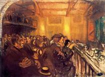 Theatre in Martigues - Raoul Dufy