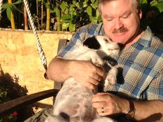 We love that psychic medium and author, James Van Praagh, shared his letter to Maisey with us. SO SWEET!        Dear Maisey,        Do you remember the first time that we met? I had a premonition that you were waiting for me at the same shelter where we had adopted Boo Radley a few months before. I remember going to the shelter with complete excitement and utter joy as if an old friend were coming back into my life.  I also never forget walking in front of every kennel two times...click to read!